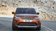 2017 Land Rover Discovery