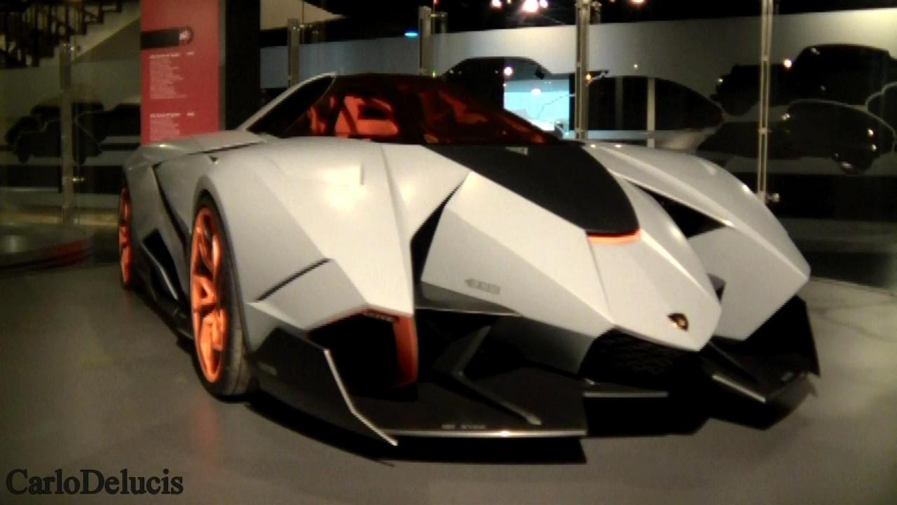 İşte dünyadaki üretilmiş ilk ve tek Lamborghini Egoista