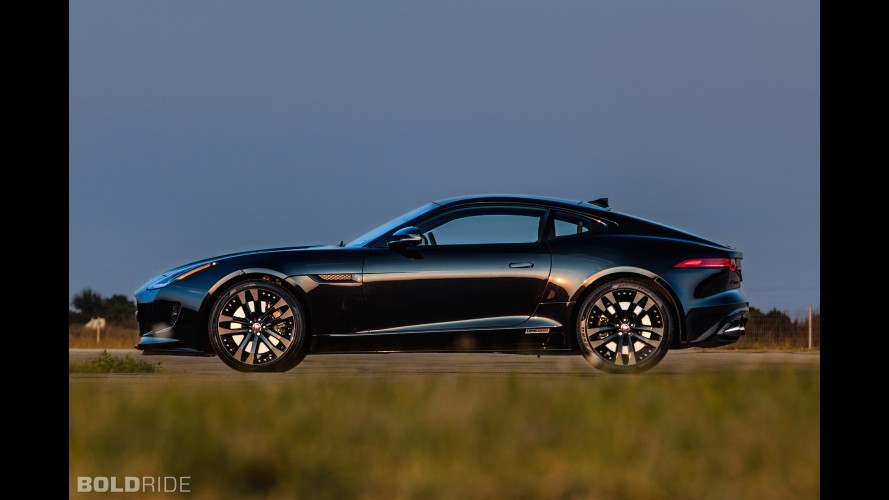 Hennessey Jaguar F-Type R Coupe HPE600