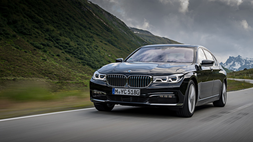 2017 BMW 740e starts at $90,090