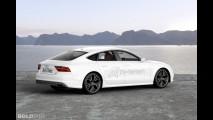 Audi A7 H-Tron Quattro Concept