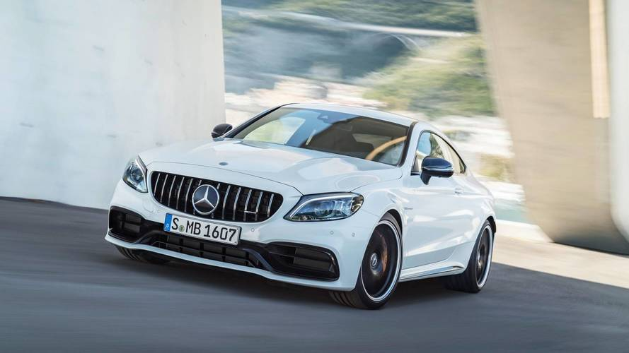 Mercedes-AMG C 63 Coupé restyling 2018