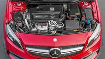 4 cilindros: motor 2.0 (Mercedes-AMG)