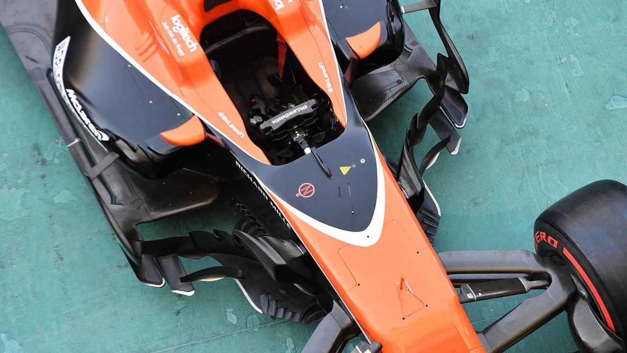 McLaren MCL33 2018, primeras imágenes