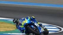 MotoGP Test Buriram, Tailandia