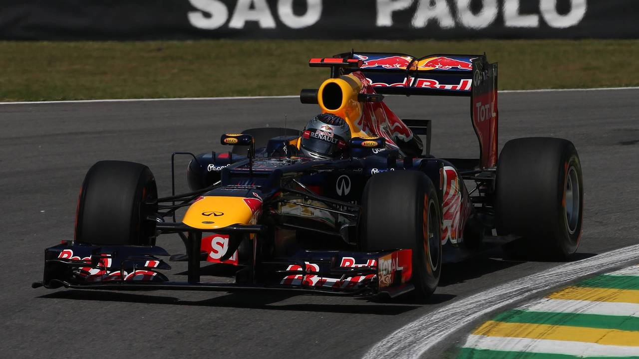2012: Red Bull-Renault RB8