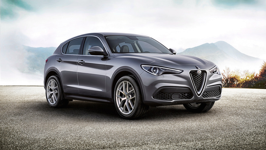 Alfa Romeo Stelvio 2017 First Edition