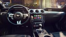 2018 Ford Mustang kabin