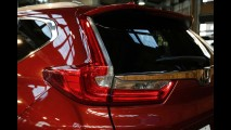 Novo Honda CR-V 2017 é revelado com motor 1.5 turbo e mais tecnologia - veja fotos