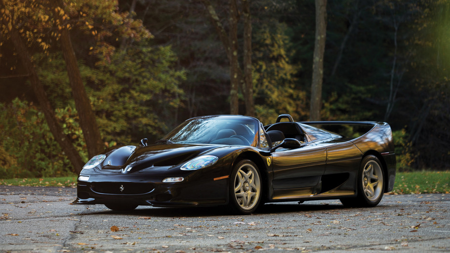 Ferrari F50 (1995), un vilain canard à 3 millions d'euros ?