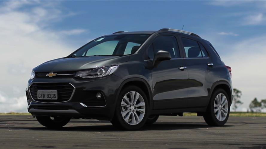 Chevrolet Tracker fica mais caro e agora parte de R$ 81.990
