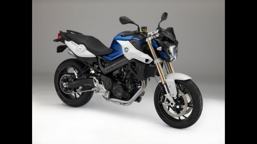 BMW lança nova F800R 2015 por R$ 37.900