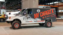 Nissan NV Cargo X: Chicago 2017