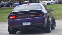 2017 Dodge Challenger ADR spy photos