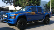 Two Isuzu Project Pickups at SEMA
