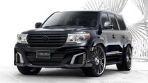 Toyota Land Cruiser tuned by Wald International for the Tokyo Auto Salon