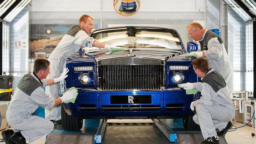One-off Rolls-Royce Phantom Drophead Coupé presented at Masterpiece London 2011