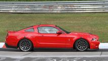 2013 Ford Shelby GT500 spy photo - 9.6.2011
