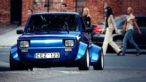 Modified Fiat 126
