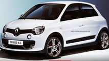 Renault Twingo RS rendering / X-Tomi