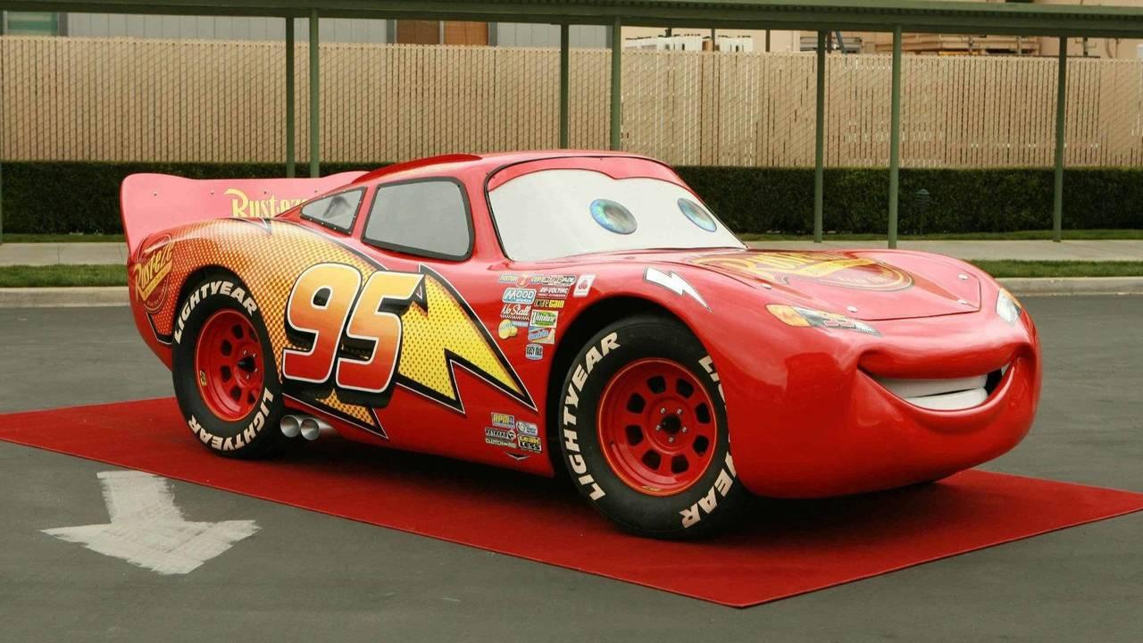 Lightning McQueen, Cars