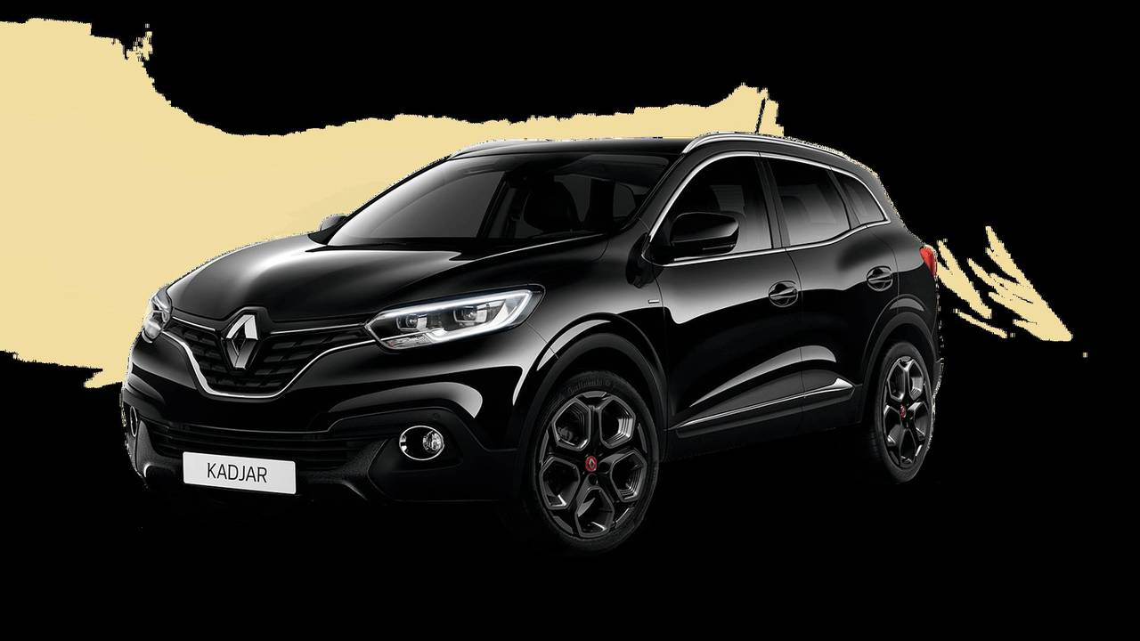 2017 Renault Kadjar Black Edition