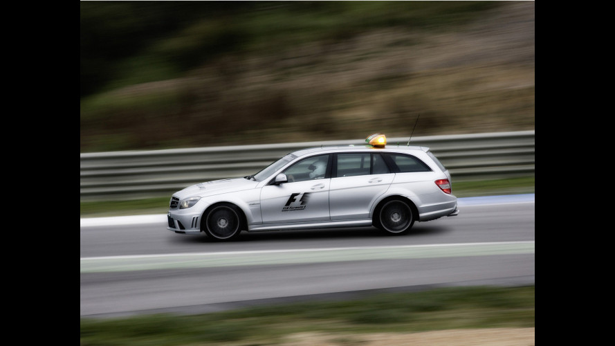 Nuove Safety Car e Medical Car by Mercedes