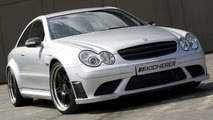 Kicherer Mercedes CLK63 AMG Black Edition