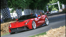 Ferrari al Goodwood Festival of Speed 2014