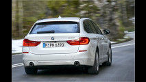 Im Test: BMW 520d Touring (2017)