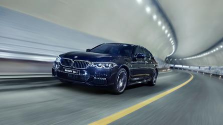 BMW 5 Series Long Wheelbase Brings Extra Legroom In China