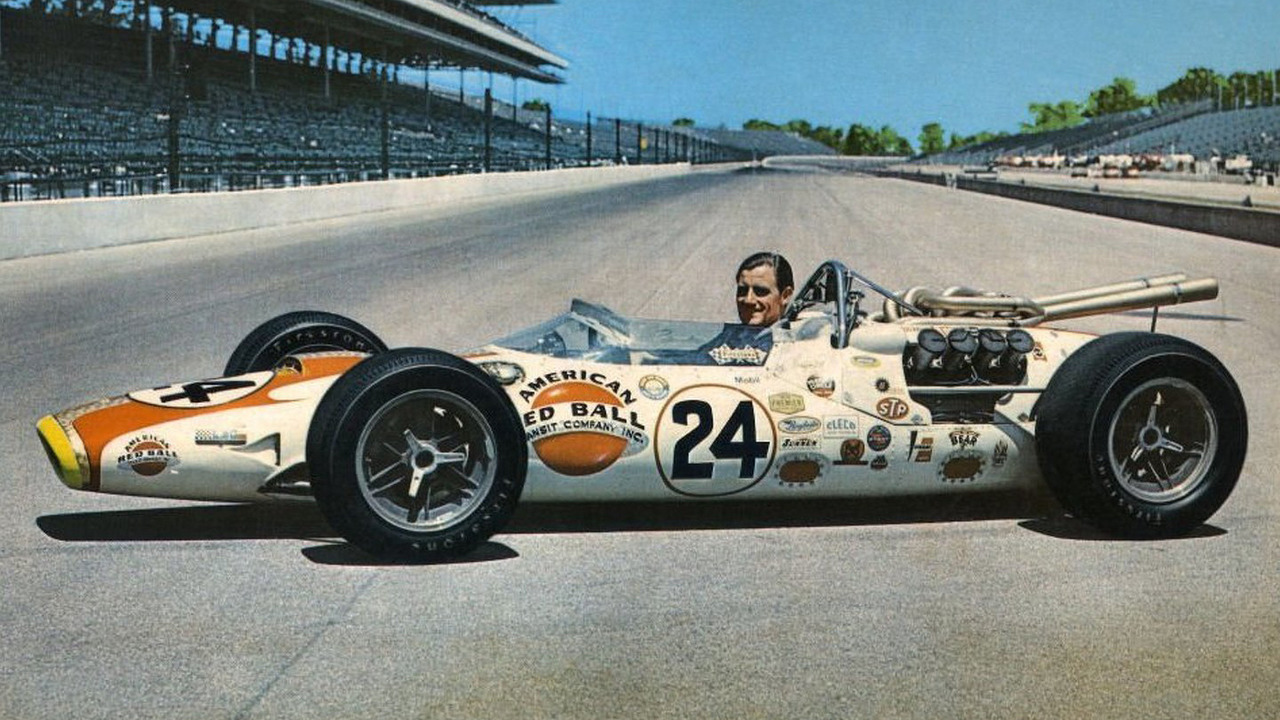 Graham Hill Indy
