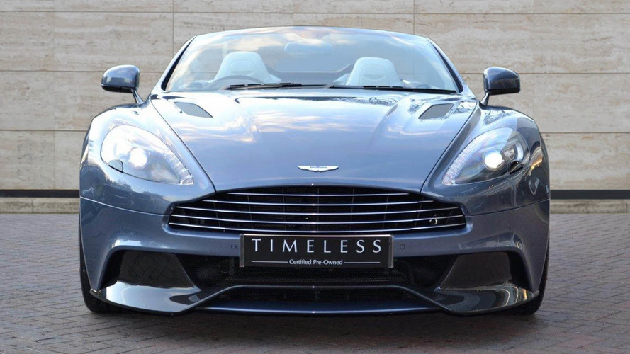 One-Off Aston Martin Is A £236,950 Road-Going Yacht