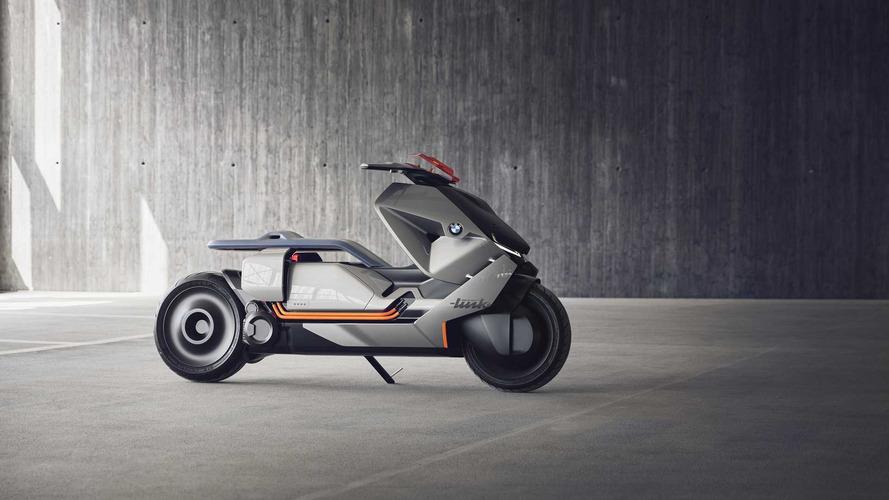 BMW Motorrad Concept Link, la movilidad urbana del futuro