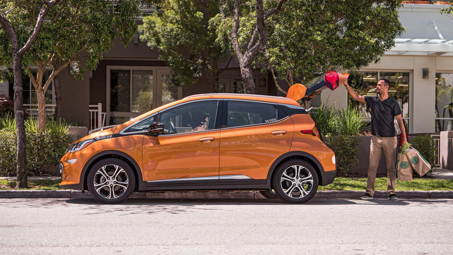 Now You Can Rent a Chevy Bolt For Your 'Side Hustle'