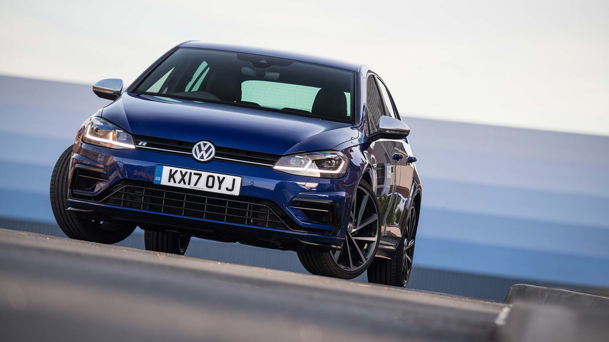 Volkswagen Golf R Outsells GTI In UK