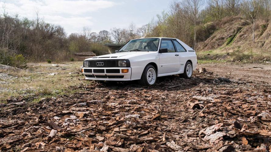 Es tu oportunidad para comprar un Audi Sport Quattro de 1985