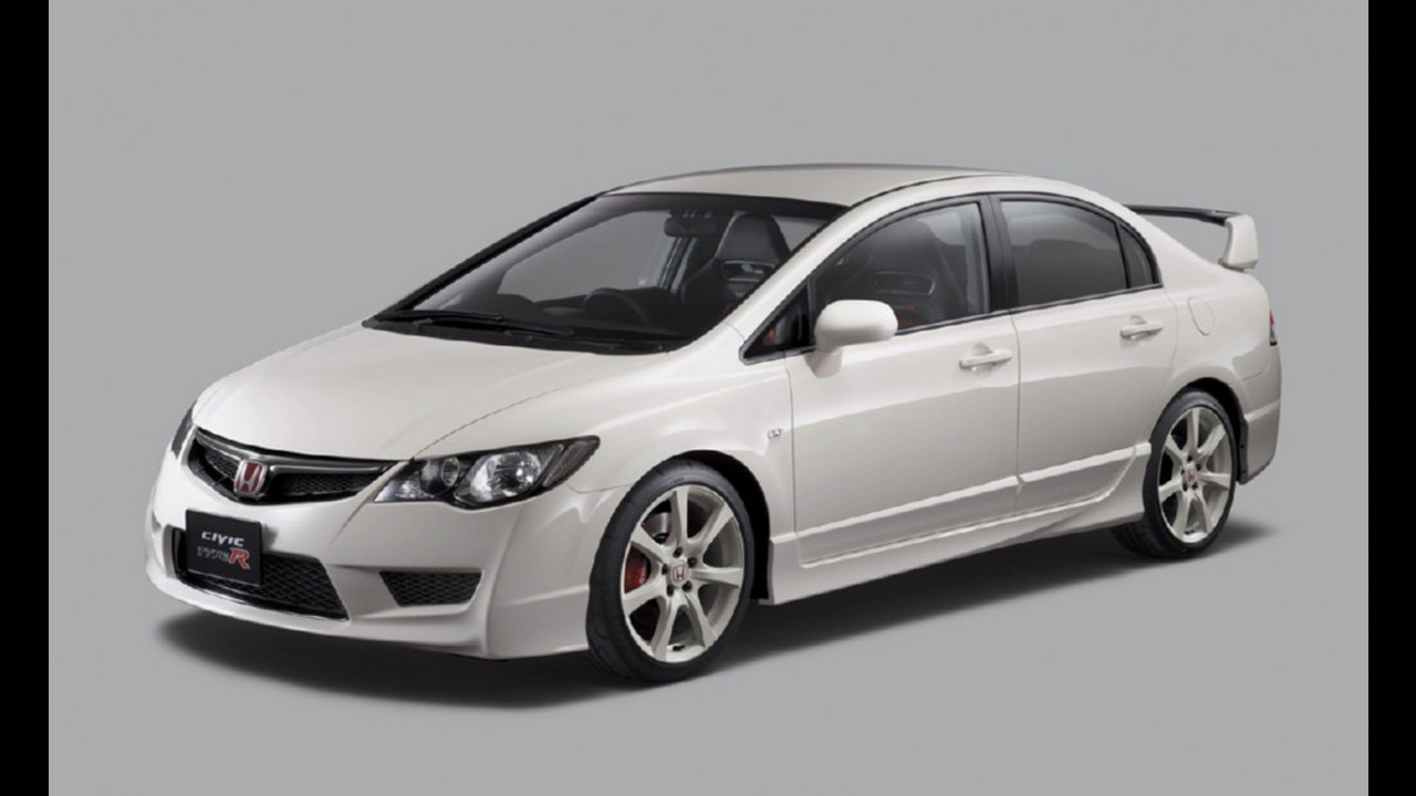 Honda Civic Type R Sedan