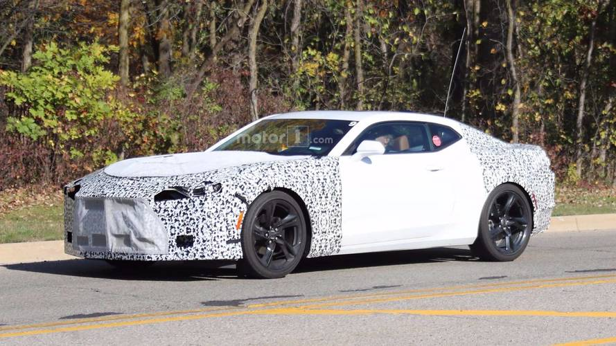 [UPDATE] CARB Filing Points To 2019 Chevy Camaro With 7-Speed Manual