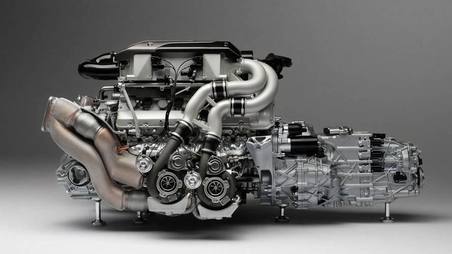Ya puedes tener el motor del Bugatti Chiron en casa... a escala, claro