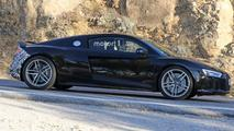 New Audi R8 version spy photo