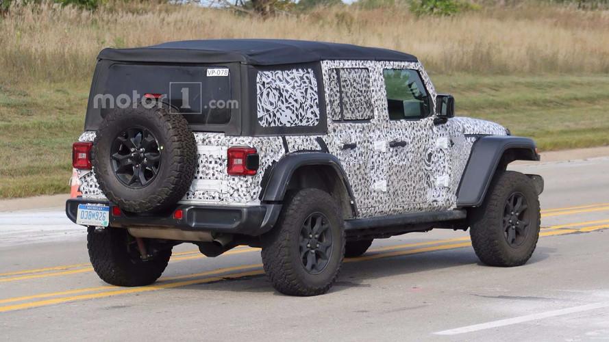 Jeep Wrangler Unlimited sipariş kılavuzu sızdırıldı
