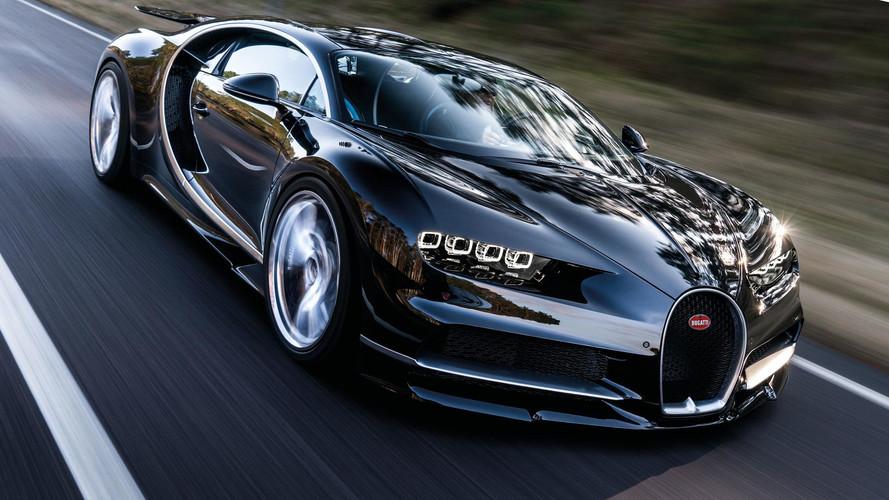 Bugatti Chiron de US$ 3 milhões é comprado por Cristiano Ronaldo