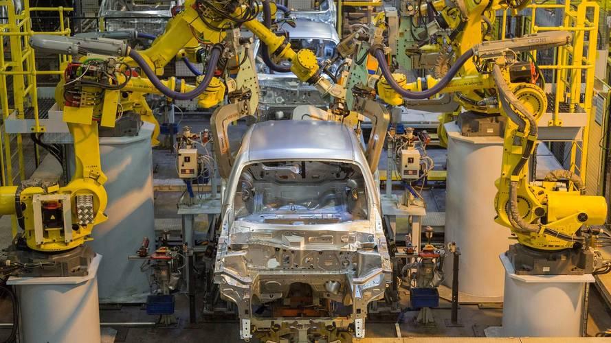 Air quality legislation blamed for drop in UK car production