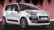 Citroën C3 Picasso Code announced (UK)