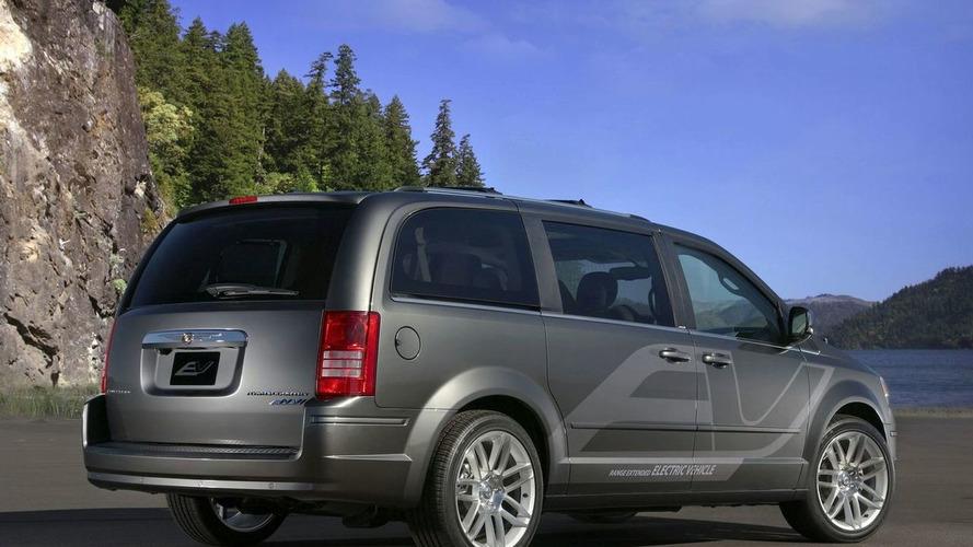 Chrysler Proposes $448 million plan for electric vehicle development