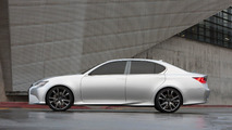 Lexus LF-Gh Hybrid Concept 20.04.2011