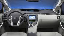 2010 Toyota Prius Interior