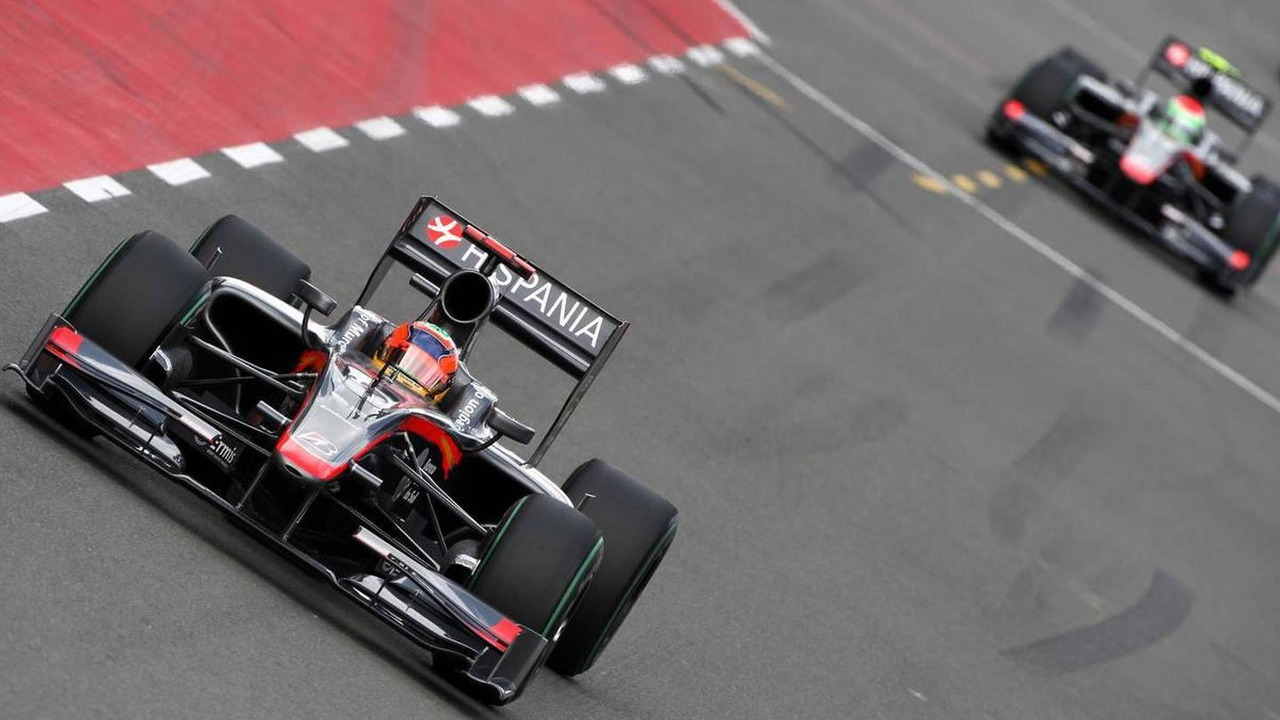 Karun Chandhok (IND), Hispania Racing F1 Team HRT, British Grand Prix, Saturday Practice, 10.07.2010 Silverstone, England