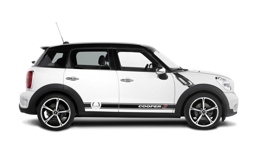 MINI Countryman R60 accessories by AC Schnitzer